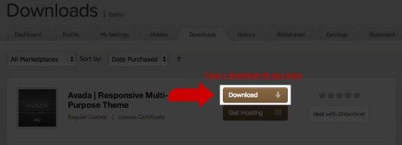 """Clique em """"Download""""! Pronto!"""