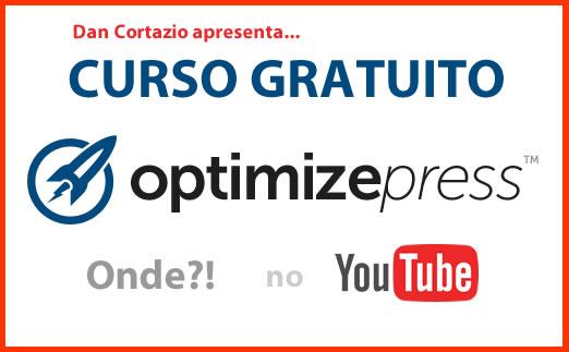 Curso Gratuito OptimizePress: Faça Bom Proveito!