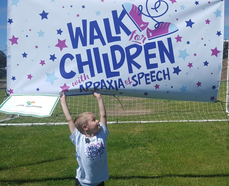 2016 Northern California Walk for Apraxia