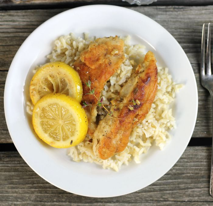 Lemon thyme chicken is a simple dish that you can enjoy any night of the week.