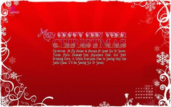 Christmas Wishes Quotes Holiday Sayings Red Pics