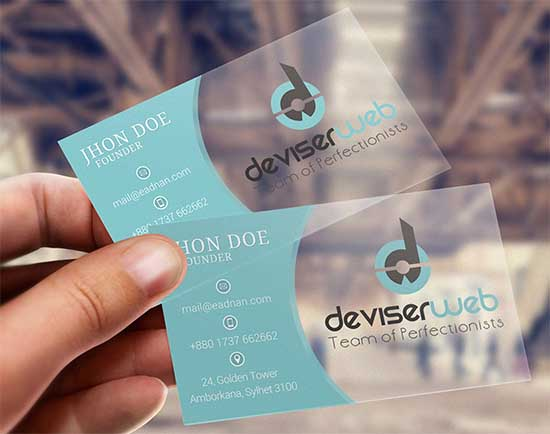 business card template image 3