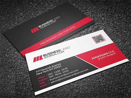 business card template image 4