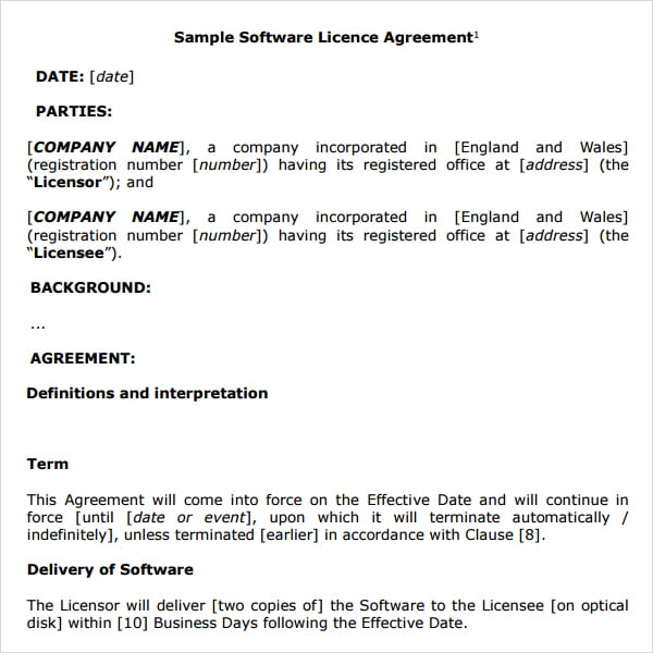 software licence agreement image 5