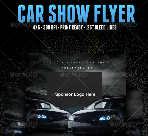car shoe flyer 3