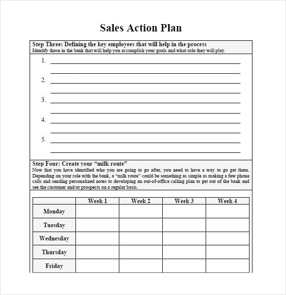 sales plan template image 6
