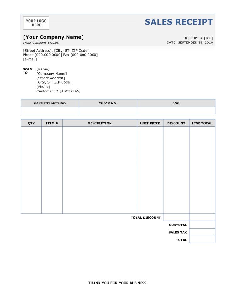 sales receipt image 3