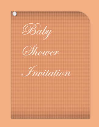 Baby Shower Invitation Template  Baby Shower Word Template