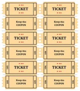 lucky draw ticket template archives word templates pro 40 free editable raffle