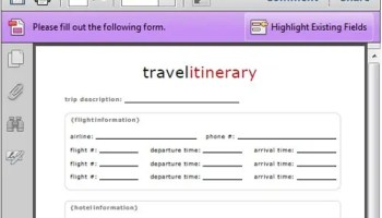 4 itinerary templates excel xlts 4 travel itinerary templates maxwellsz