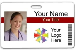Id Badge Template Free. employee photo id badge sample template ...