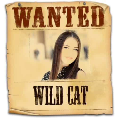 Beautiful Design Wanted Poster Templates