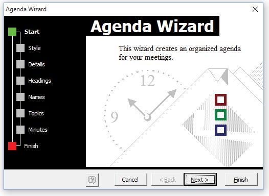 Microsoft Templates Agenda agenda templates ready made office – Microsoft Templates Agenda