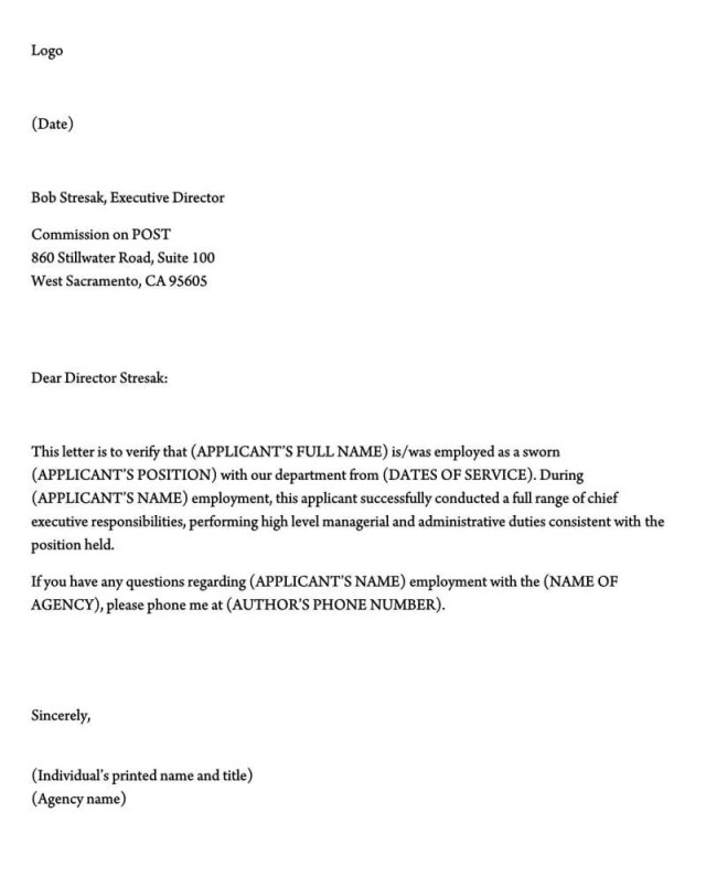 17+ Employment Verification Letter Samples [FREE Templates]