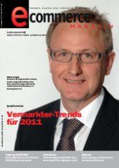 Aktuelle Ausgabe des eCommerce Magazins 10/2010 - PR Agentur München | WORDUP Public Relations