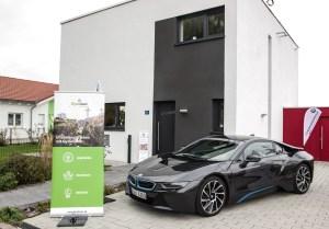 dynahaus Oktober 2016 mit BMW i8