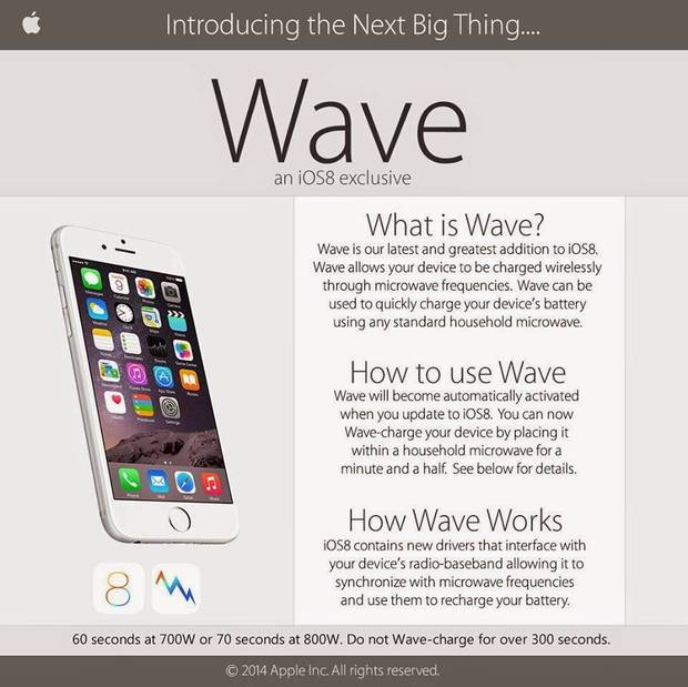 iPhone Wave