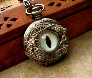 wire_wrap___pocket_watch_eye_time_piece_in_snow_by_ladypirotessa-d5g5wvb