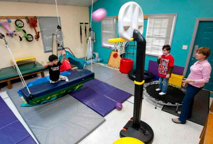 pediatric occupational therapy jobs houston
