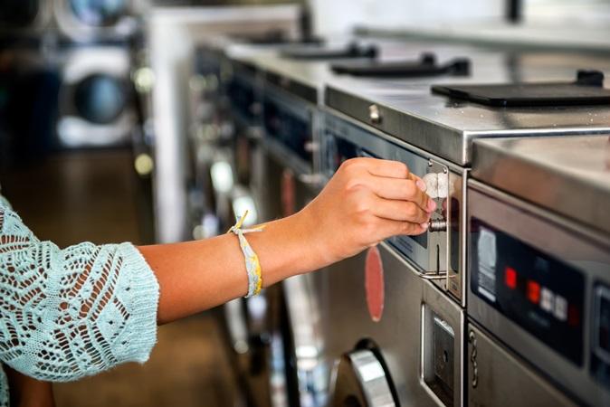 coin laundry equipment company