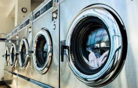 hotel laundry equipment