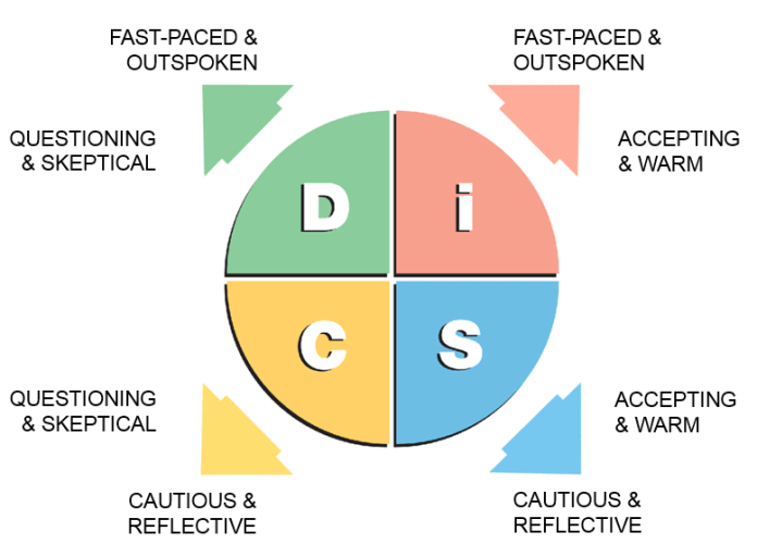 what is meant by a disc behavioral assessment?