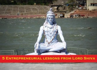 Shiva Lesson