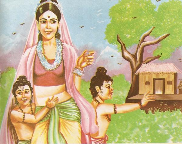 Ramayana Part-10  Ayodhya (13)