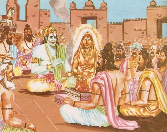 Ramayana Part-10  Ayodhya (18)
