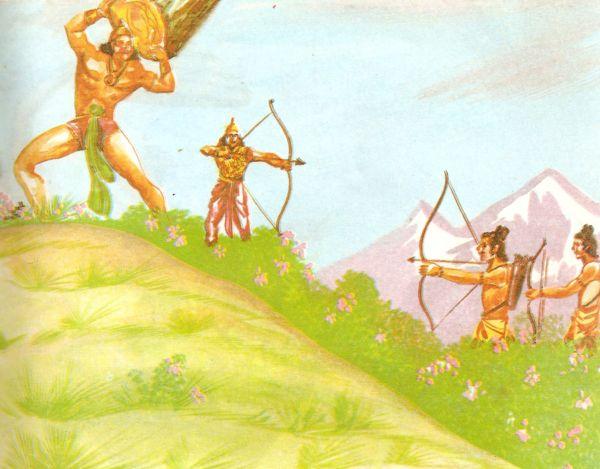 Ramayana Part-11  Lav Kush (11)