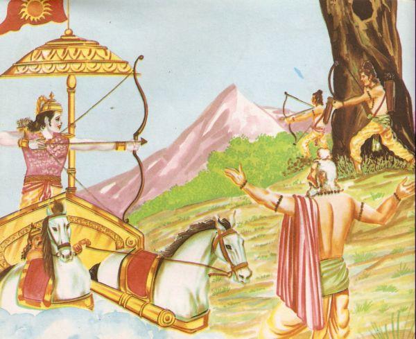Ramayana Part-11  Lav Kush (115)