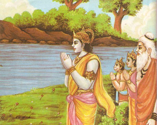 Ramayana Part-12  Ram Rajya (20)
