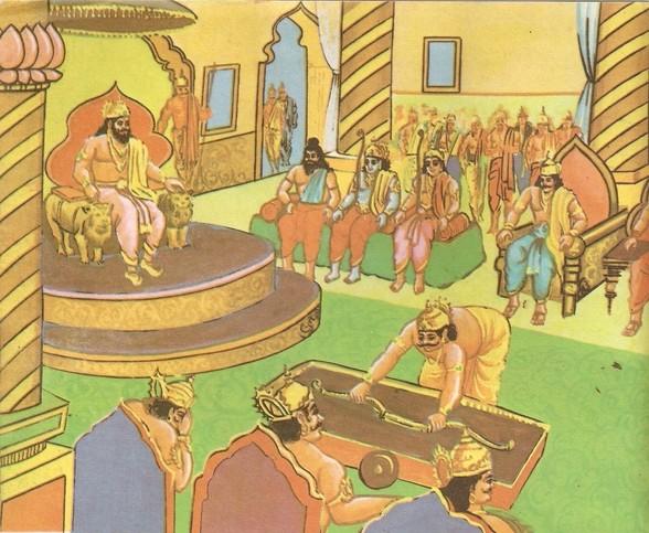 Ramayana Part-2 Swayamvar (12)