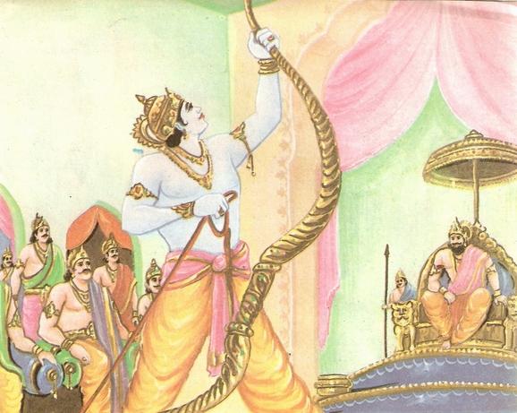 Ramayana Part-2 Swayamvar (15)