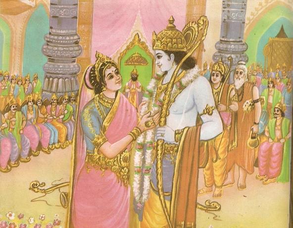 Ramayana Part-2 Swayamvar (20)