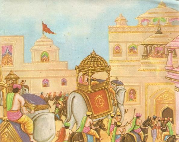Ramayana Part-2 Swayamvar (23)