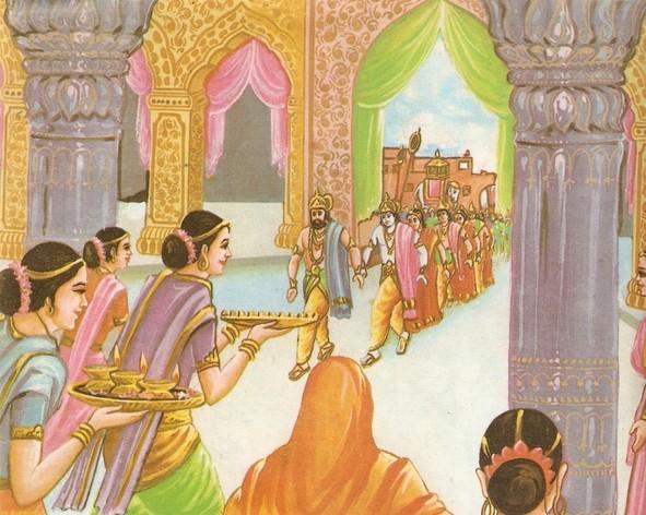 Ramayana Part-2 Swayamvar (24)