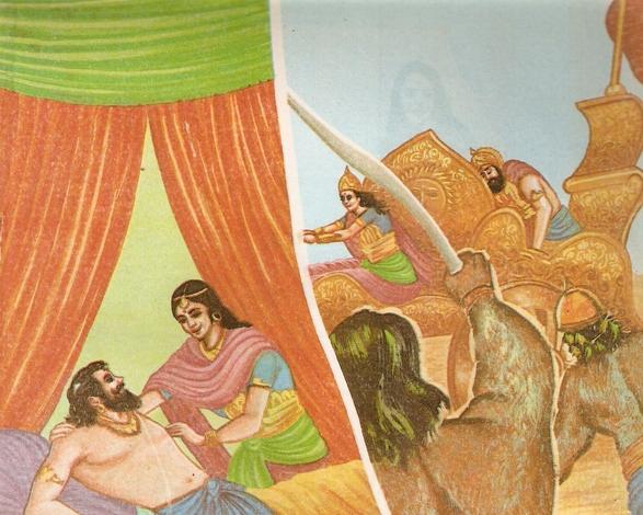 Ramayana Part-3 Dasharatha Promise (13)