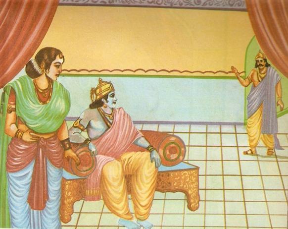 Ramayana Part-3 Dasharatha Promise (15)