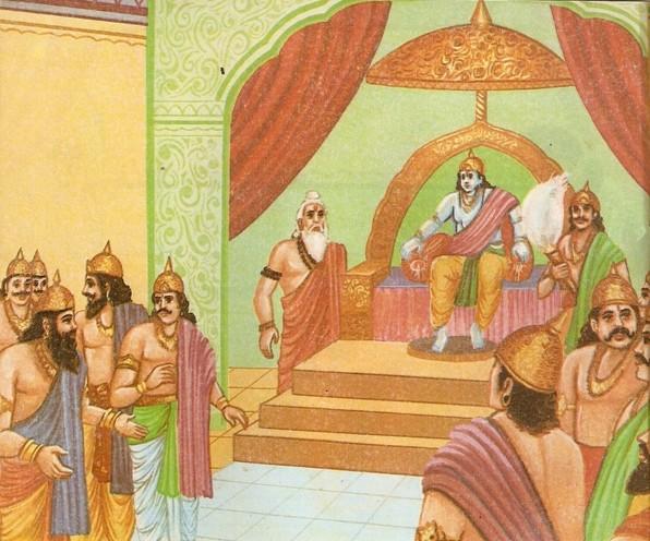 Ramayana Part-3 Dasharatha Promise (16)