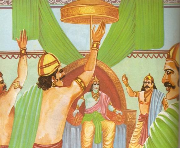 Ramayana Part-3 Dasharatha Promise (6)