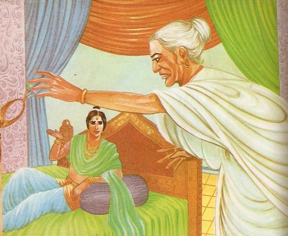 Ramayana Part-3 Dasharatha Promise (8)