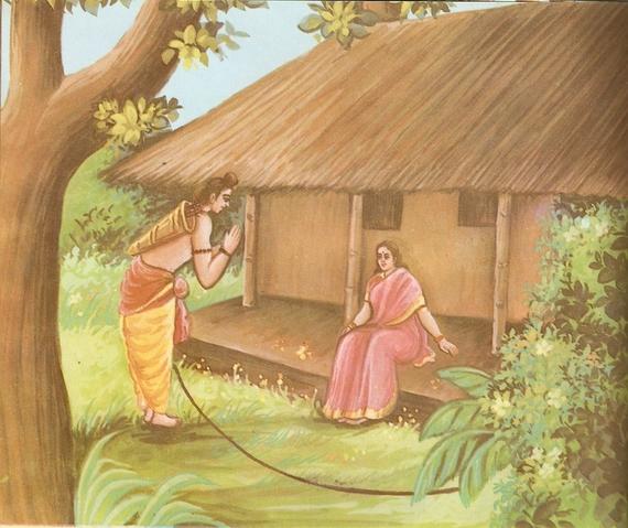 Ramayana Part-5 Sita Haran (16)