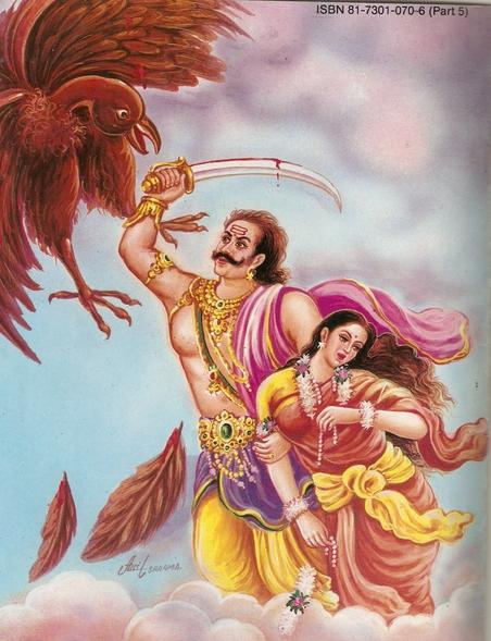 Ramayana Part-5 Sita Haran (25)
