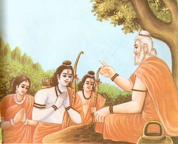 Ramayana Part-5 Sita Haran (3)