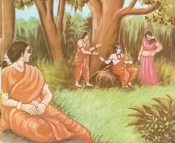 Ramayana Part-5 Sita Haran (6)