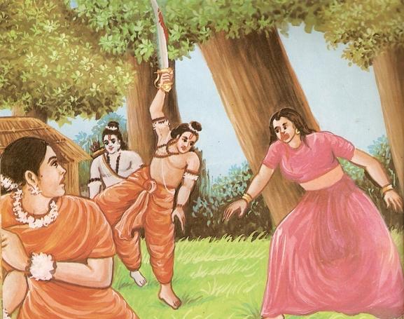 Ramayana Part-5 Sita Haran (8)