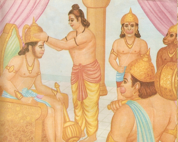 Ramayana Part-6  Meeting Hanuman  (13)
