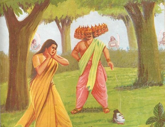 Ramayana Part-7 Lanka Yudh (11)