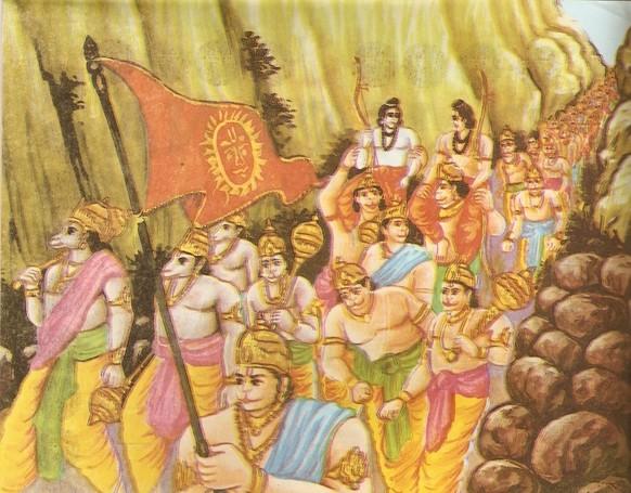 Ramayana Part-7 Lanka Yudh (2)
